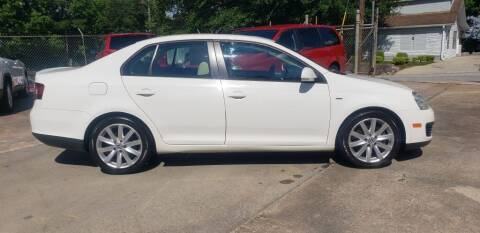 2010 Volkswagen Jetta for sale at On The Road Again Auto Sales in Doraville GA