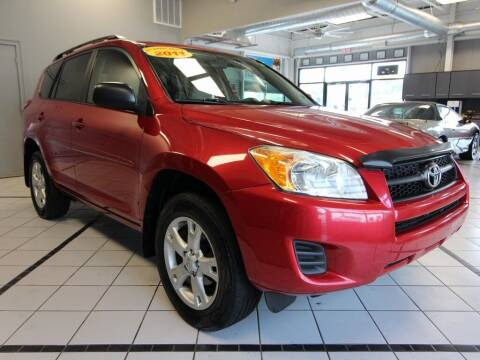 2011 Toyota RAV4 for sale at Crossroads Car & Truck in Milford OH