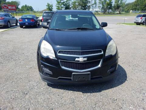 2011 Chevrolet Equinox for sale at Complete Auto Credit in Moyock NC