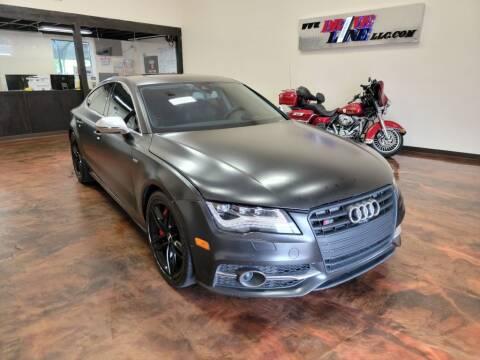 2013 Audi S7 for sale at Driveline LLC in Jacksonville FL