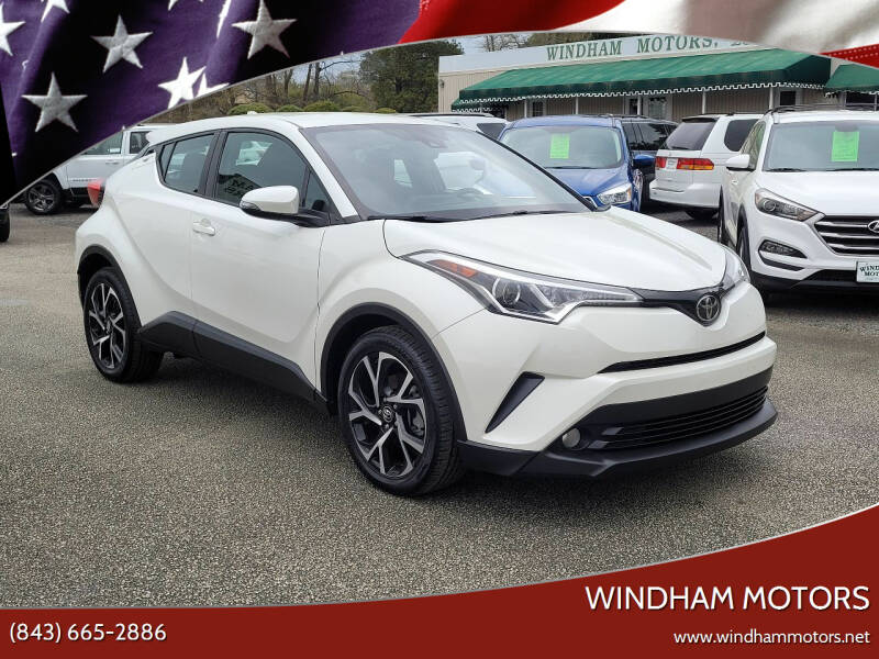 2018 Toyota C-HR for sale at Windham Motors in Florence SC