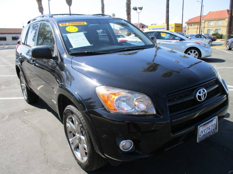 2012 Toyota RAV4 for sale at F & A Car Sales Inc in Ontario CA