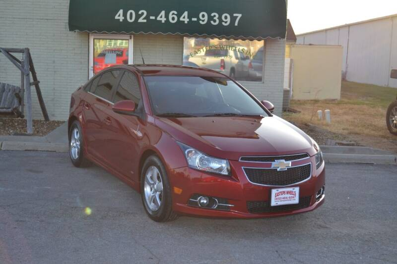 2011 Chevrolet Cruze for sale at Eastep's Wheels in Lincoln NE