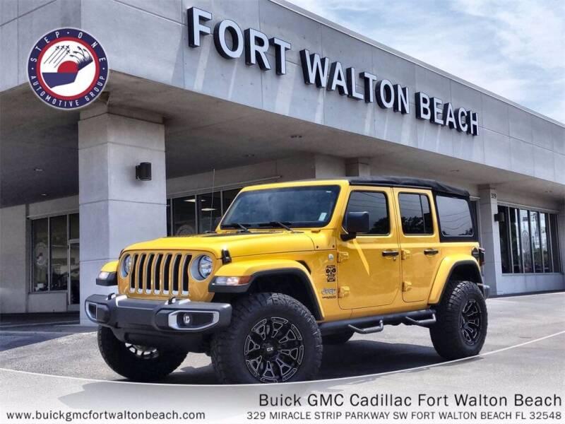 2018 Jeep Wrangler Unlimited for sale in Fort Walton Beach, FL