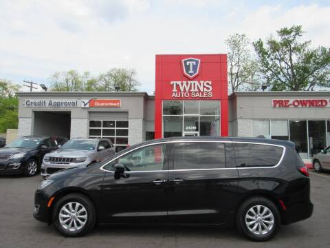 2019 Chrysler Pacifica for sale at Twins Auto Sales Inc in Detroit MI