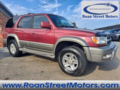 1999 Toyota 4Runner for sale at PARKWAY AUTO SALES OF BRISTOL - Roan Street Motors in Johnson City TN