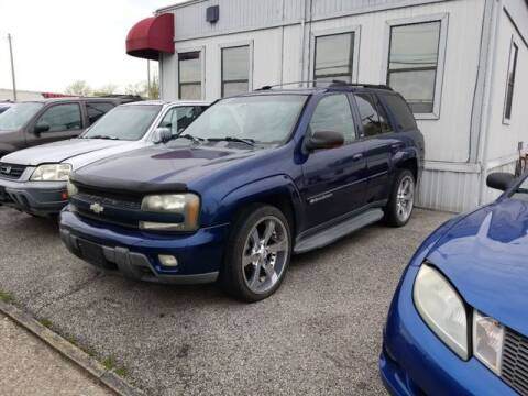 2002 Chevrolet TrailBlazer for sale at JC Auto Sales in Belleville IL