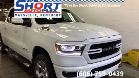 2019 RAM Ram Pickup 1500 for sale at Tim Short Chrysler in Morehead KY