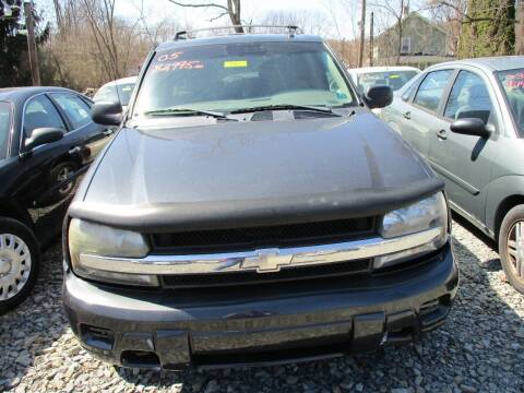 2005 Chevrolet TrailBlazer for sale at FERNWOOD AUTO SALES in Nicholson PA
