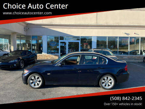 2008 BMW 3 Series for sale at Choice Auto Center in Shrewsbury MA