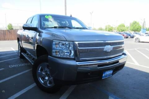 2009 Chevrolet Silverado 1500 for sale at Choice Auto & Truck in Sacramento CA