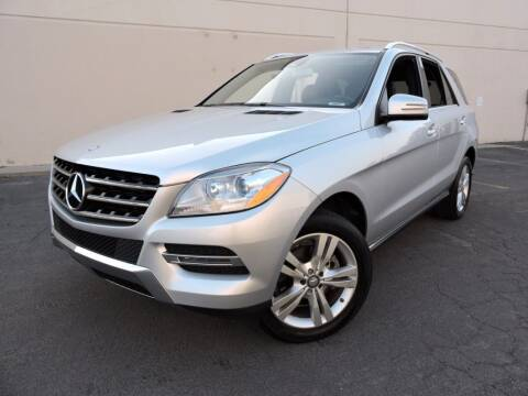 2015 Mercedes-Benz M-Class for sale at PK MOTORS GROUP in Las Vegas NV