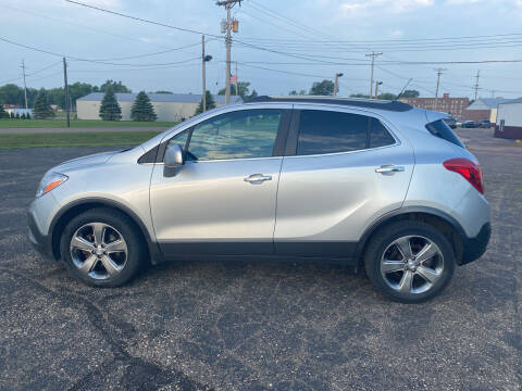 2013 Buick Encore for sale at Diede's Used Cars in Canistota SD