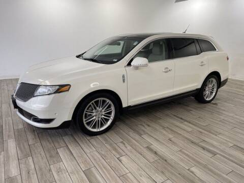 2013 Lincoln MKT for sale at TRAVERS GMT AUTO SALES - Traver GMT Auto Sales West in O Fallon MO