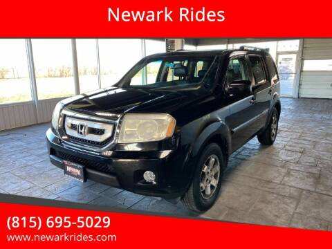 2010 Honda Pilot for sale at Newark Rides in Newark IL