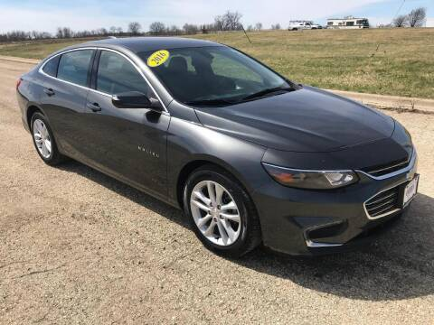 2016 Chevrolet Malibu for sale at Alan Browne Chevy in Genoa IL
