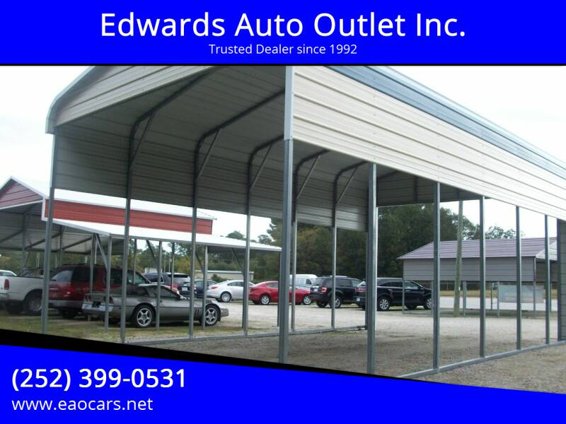 2021 x Steel Buildings & Structures 18W x 31L x 12H for sale at Edwards Auto Outlet Inc. in Wilson NC