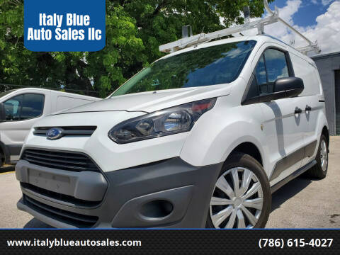 2016 Ford Transit Connect Cargo for sale at Italy Blue Auto Sales llc in Miami FL