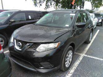 2016 Nissan Rogue for sale at Bargain Auto Sales in West Palm Beach FL