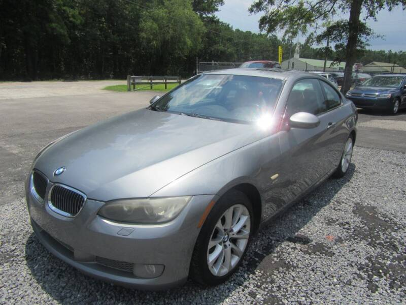 2009 BMW 3 Series for sale at Bullet Motors Charleston Area in Summerville SC