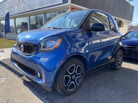 2018 Smart fortwo electric drive for sale at Certified Luxury Motors in Great Neck NY