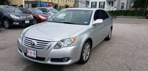 2010 Toyota Avalon for sale at Union Street Auto in Manchester NH