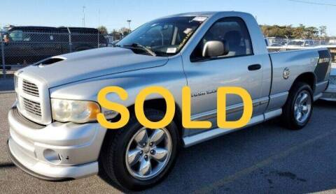 2005 Dodge Ram Pickup 1500 for sale at Precision Automotive Group in Youngstown OH