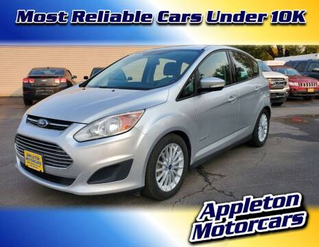 2013 Ford C-MAX Hybrid for sale at Appleton Motorcars Sales & Service in Appleton WI