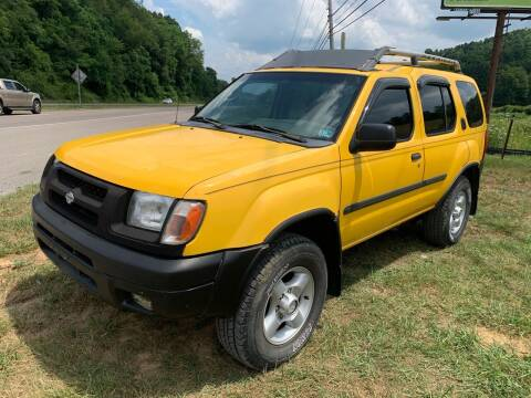 2001 Nissan Xterra for sale at ABINGDON AUTOMART LLC in Abingdon VA