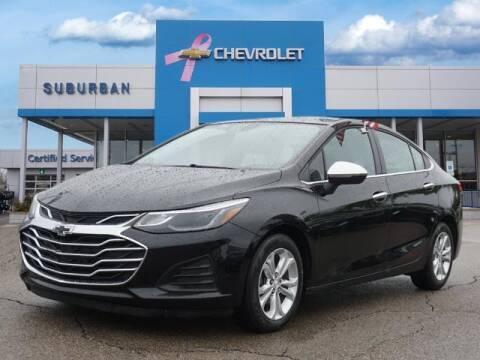 2019 Chevrolet Cruze for sale at Suburban Chevrolet of Ann Arbor in Ann Arbor MI