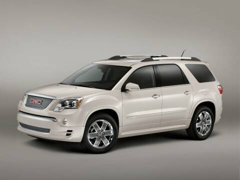 2011 GMC Acadia for sale at Legend Motors of Waterford - Legend Motors of Ferndale in Ferndale MI