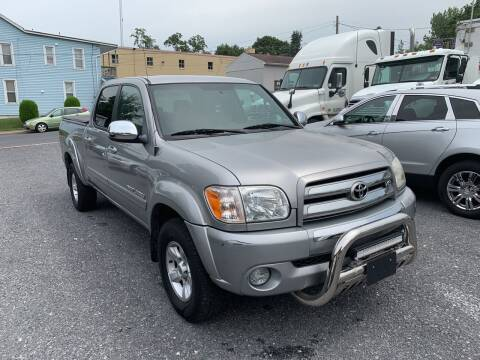 2006 Toyota Tundra for sale at Harrisburg Auto Center Inc. in Harrisburg PA