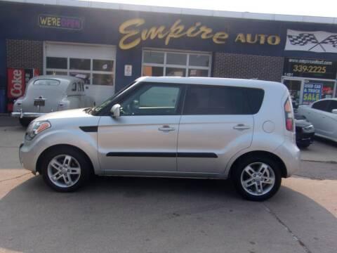 2011 Kia Soul for sale at Empire Auto Sales in Sioux Falls SD