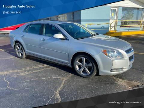 2012 Chevrolet Malibu for sale at Huggins Auto Sales in Hartford City IN