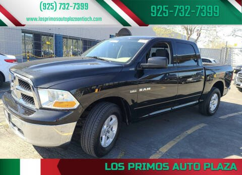 2009 Dodge Ram Pickup 1500 for sale at Los Primos Auto Plaza in Antioch CA