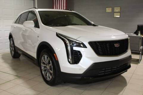2020 Cadillac XT4 for sale at SHAFER AUTO GROUP in Columbus OH