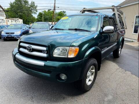 2003 Toyota Tundra for sale at Dijie Auto Sale and Service Co. in Johnston RI