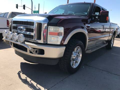 2010 Ford F-250 Super Duty for sale at Town and Country Motors in Mesa AZ