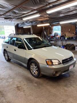 2003 Subaru Outback for sale at Lavictoire Auto Sales in West Rutland VT