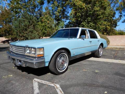 1976 Cadillac Seville for sale at California Cadillac & Collectibles in Los Angeles CA