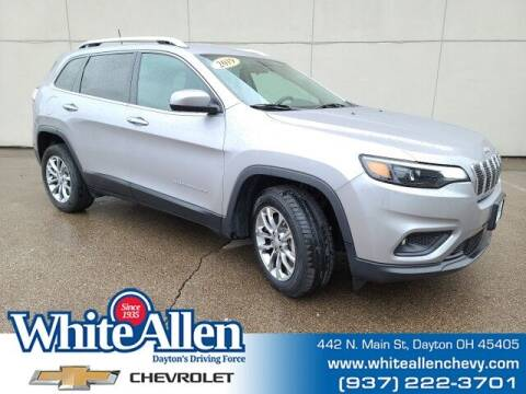 2019 Jeep Cherokee for sale at WHITE-ALLEN CHEVROLET in Dayton OH