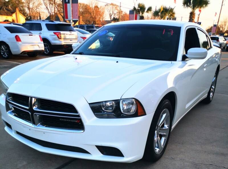 2014 Dodge Charger for sale at Car Ex Auto Sales in Houston TX