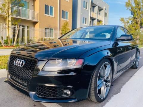 2011 Audi A4 for sale at LA Motors Miami in Miami FL