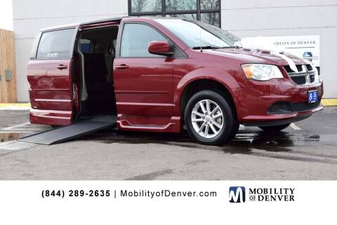 2015 Dodge Grand Caravan for sale at CO Fleet & Mobility in Denver CO