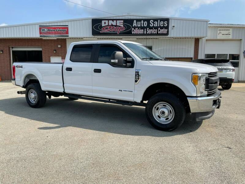 2018 Ford F-350 Super Duty for sale at One Stop Auto Sales, Collision & Service Center in Somerset PA