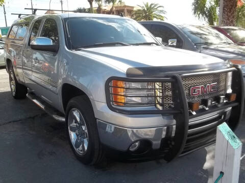 2013 GMC Sierra 1500 for sale at PJ's Auto World Inc in Clearwater FL