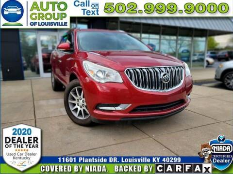 2013 Buick Enclave for sale at Auto Group of Louisville in Louisville KY