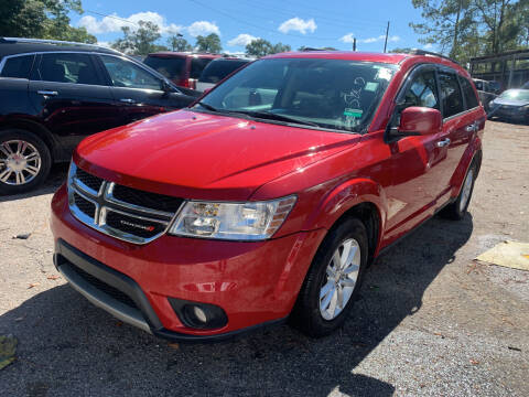 2015 Dodge Journey for sale at Triple A Wholesale llc in Eight Mile AL
