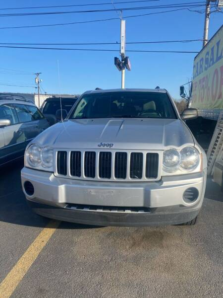 2005 Jeep Grand Cherokee for sale at Budget Auto Deal and More Services Inc in Worcester MA