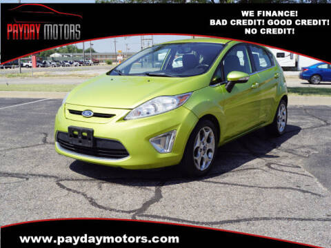 2012 Ford Fiesta for sale at Payday Motors in Wichita KS